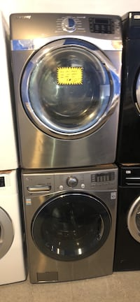 Mix and match washer and dryer set