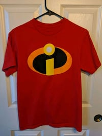 Pixar Incredibles T shirt