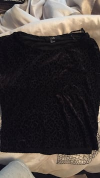 Black top from forever 21 Vaughan, L6A 2R7