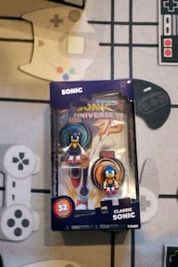 CLASSIC SONIC WITH COMIC BOOK Surrey, V4N 2J9