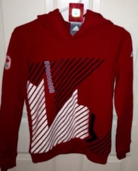 Adidas Canadian Olympic Pullover Hoodie Youth Medium By Sport Essentials Size Youth Medium (11-12) London