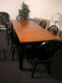kitchen table with 6 chairs Newburgh, 12550