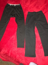 New boys size 5/6 champion leggings  plus jumping bean sweats