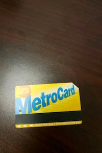 Unlimited Monthly Metrocard