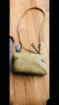 New Crossbody with tag