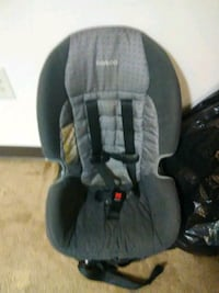 baby's gray and black car seat Hunker, 15639