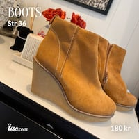 Boots beige Oslo, 0667