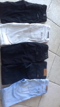 Excellent Quality jeans pants a variety of different colours Laval, H7G 1G3