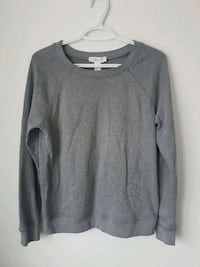 Grey Light Sweather, Size S Montreal, H3T 1J3