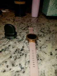Galaxy Watch / 42mm Stainless Steel Rose Gold Albuquerque