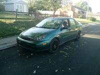 2000 Ford Focus Hanover