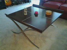 Coffee Table & End Table $40 for Both