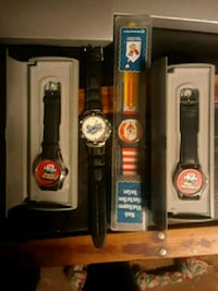 Old collectible mixed watches  Orange, 92867