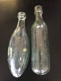 Vintage bottles $15 each or 25 for both Hagerstown, 21740