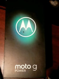 Moto G6 32GB brand new still in the box never used