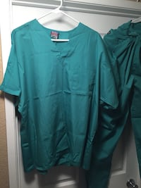 Hospital Scrubs (Worn once; Size Large) Los Angeles, 91423