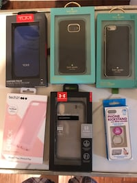 Phone case lot for $19.99 each or if you wanna but all 6 than it's 15$ each  Calgary, T2A 5M9