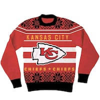 NFL Ugly Christmas Sweater Kansas City Chiefs Buena Park, 90621