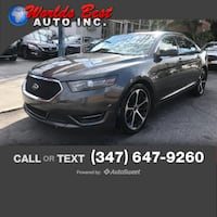 2015 Ford Taurus SHO Brooklyn, 11203