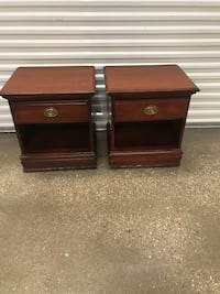 Two nightstands Bowie, 20716