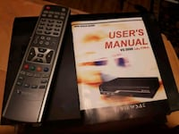 2 Viewsat Ultra VS2000 with one  remote and guide manual $20.00  Laval, H7P 3W3