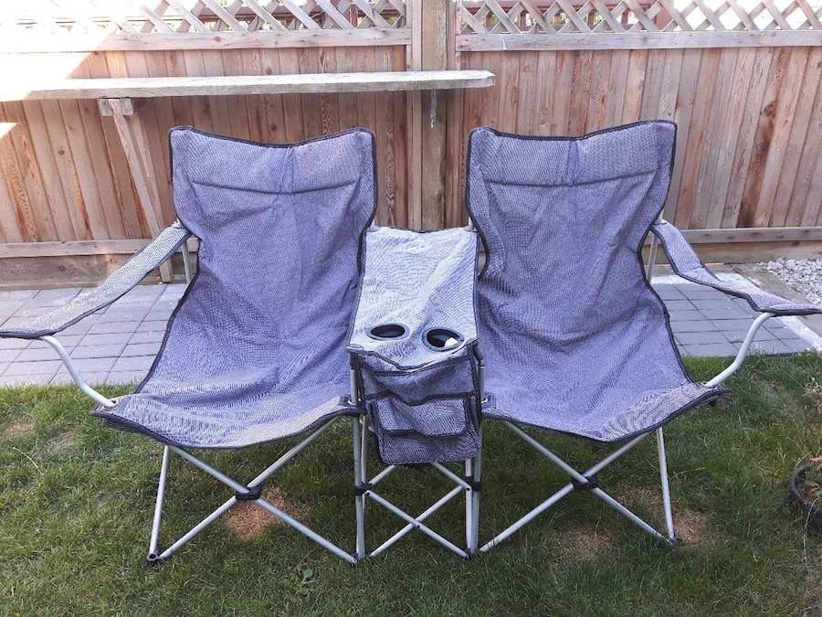 Double folding C&ing Chairs : double folding camping chair - lorbestier.org
