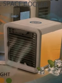 Personal air cooler Lachine, H8S 4M3