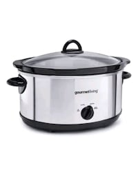Multi-setting cooker for slow to fast cooking 6qt  Mississauga, L5A 2G4
