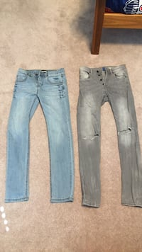 blue and grey jeans Langley, V2Y 3G2