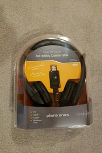 Plantronic headset, new in box Germantown, 20874