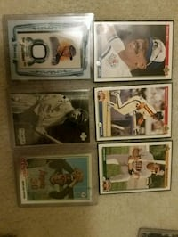 Baseball rookies autographs and game-used pieces Nashville, 37076