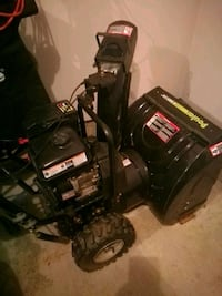 Poulan snowblower 24 in 6 hp best offer London, N6H