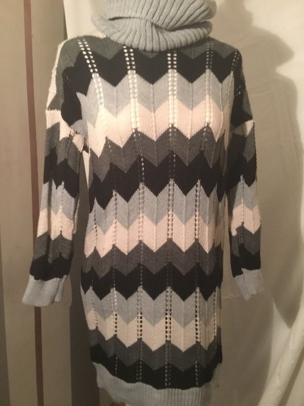 Brand new sweater dress perfect for fall and winter f79c57d1-d595-401c-9fa1-e942bf093841