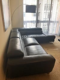 2 Piece Italian Sectional Bethesda, 20814