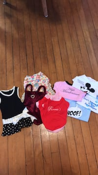 toddler's assorted clothes Clio, 48420