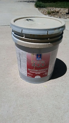 5 gallons Interior wall paint Neutral Beige