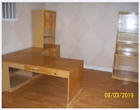 Versatile and Stylish 6 piece Office Set North Las Vegas, 89031