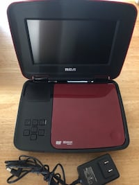 "Portable 7"" DVD Player"