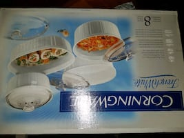 Vintage Corningware set