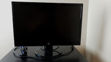 "HP - 20.7"" LED FHD Monitor - 21KD - $60 (las vegas)"