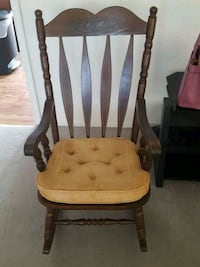 Antique rocking chair Bel Air, 21015