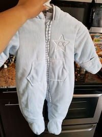 New CK Baby snow suit size 6-9 month  1959 km