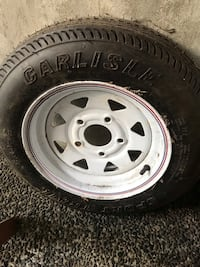 Trailer wheel/tire Burnaby, V5A