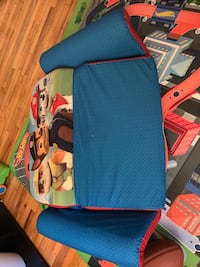 blue and red car seat carrier Severn, 21144