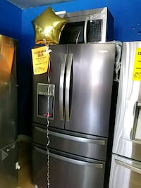 stainless steel french door refrigerator Pomona, 91766