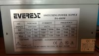 Everest power supply