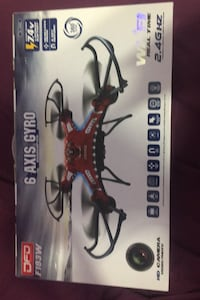 6 Axis Drone. Willing to negotiate.