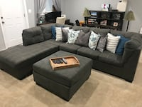 Sectional couch Capitol Heights, 20743