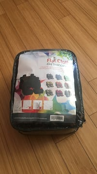 Brand new seat covers black pick up only NYC!!