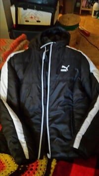 MOVING SALE...Puma Jacket .. like new  $25 Edmonton, T5A